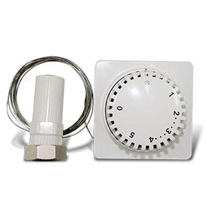 Термостат PrimoClima с дистанционной настройкой длина капиллярной трубки 2 м, арт. 781001