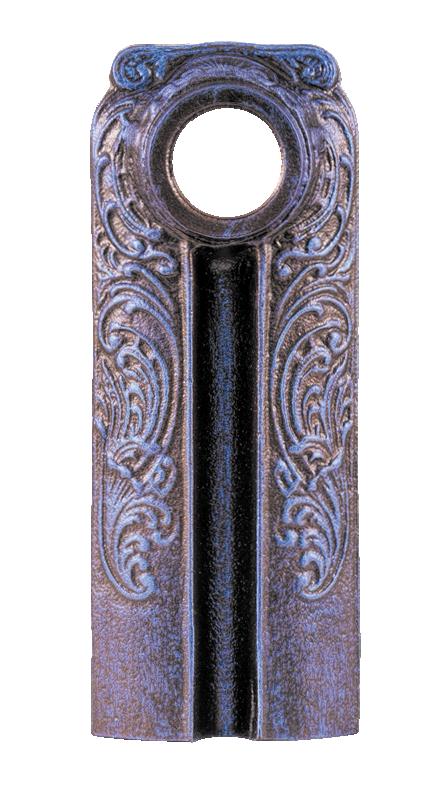 Античный медно-бронзовый / Лазурный перламутр C12 / PAM