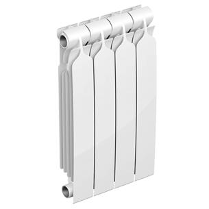 Биметаллический секционный радиатор General BiLUX (Билюкс) plus R300