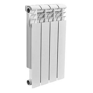 Rommer Profi Bm 500 Bi 500-80-150, литой биметаллический радиатор, 1 секция