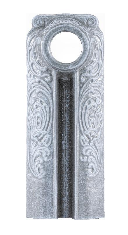 Бриллиантовый металлик / Белый C15 / PWT