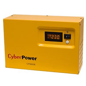 Инвертор CyberPower CPS 600 E (420 Вт. 12 В.)
