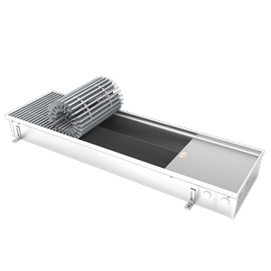 Внутрипольный конвектор без вентилятора EVA K.100.258.1250