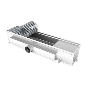 Внутрипольный конвектор без вентилятора EVA K.160.203.1500, 793Вт