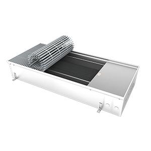 Внутрипольный конвектор без вентилятора EVA KC.160.403.1000, 987Вт