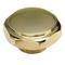 """Заглушка SR Rubinetterie 1/2"""" для радиатора """"ретро"""", цвет: золото, арт. 0322-1500D000"""