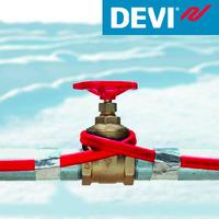 Нагревательные кабели DEVI для обогрева труб и водопровода