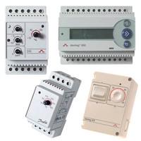 Терморегуляторы Devi для систем защиты от снега и мороза