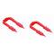 Якорная скоба из пластмассы для труб 14 и 16мм, набор=200шт, Oventrop, артикул 1409082