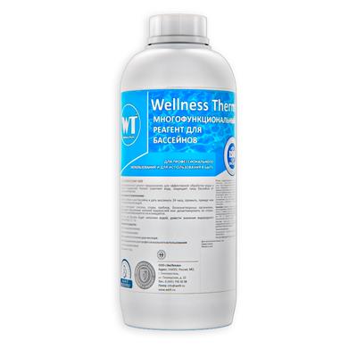 Многофункциональный реагент для бассейна Wellness Therm 1 л