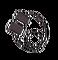 Кабель-удлинитель DEVI Devidry X100, 100 см (19911111)