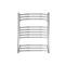 Полотенцесушитель КЗТО Радиатор Дельта – 9 - 600 (Полимер) белый цвет