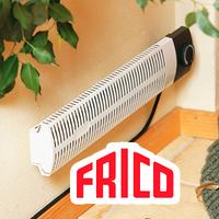 Электрические конвекторы Frico