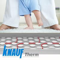 Маты Knauf Therm для водяного теплого пола