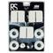 """Монтажный комплект для Sira KIT RS 1/2"""" универсальный, белый"""