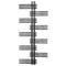 Полотенцесушитель КЗТО Радиатор Зета - 9-990 (Золото)