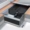 Конвектор встраиваемый в пол с вентилятором Мohlenhoff QSK EC HK 4L 360-140-1400