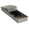 Внутрипольный конвектор PrimoClima PCVS75-900, решетка из алюминия анодированного в натуральный цвет
