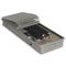 Внутрипольный конвектор PrimoClima PCVN90-900, решетка из алюминия анодированного в натуральный цвет