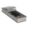 Внутрипольный конвектор PrimoClima PCVS90-900, решетка из алюминия анодированного в натуральный цвет