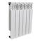 Rommer Profi 350 AL350-80-80, литой алюминиевый радиатор, 1 секция