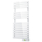 Электрический полотенцесушитель Rointe D Series 450 Вт, белый, 500х1161х55, DTE045SEW