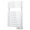 Электрический полотенцесушитель Rointe D Series 300 Вт, белый, 500х843х55, DTE030SEW