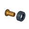 Uponor PRO 1 штуцер для шланга, артикул 1009214