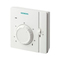 Электромеханический комнатный термостат Siemens с переключателем вкл/выкл и LED-индикатором, RAA31.16