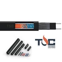 Саморегулирующийся нагревательный кабель TSD