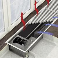 Конвекторы VARMANN Qtherm Electro (с тангенциальным вентилятором, электро)