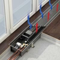 Конвекторы VARMANN Qtherm HK Mini (с вентилятором, для охлаждения и отопления)