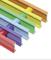 Varmann Roste декоративная решетка без декоративной рамки ширина 100 мм, андоированная в цвет RAL 1 п/м