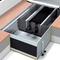 Конвектор встраиваемый в пол с естественной конвекцией Mohlenhoff WSK 410-110-2000
