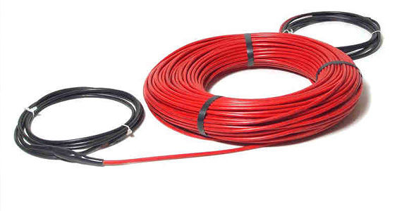 Нагревательный кабель DEVI DEVIbasic™ 10S (DSIG-10) 1152/1245 Вт 125 м (84001560)