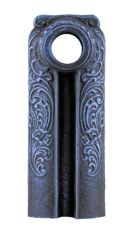 Серый муар / Лазурный перламутр C19 / PAM