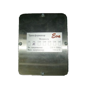 Трансформатор Eva-T100 (12V; 100V.A)