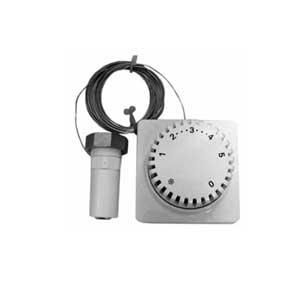 Термостат с жидкостным датчиком для монтажа на термостатический вентиль VARMANN, арт. 702311