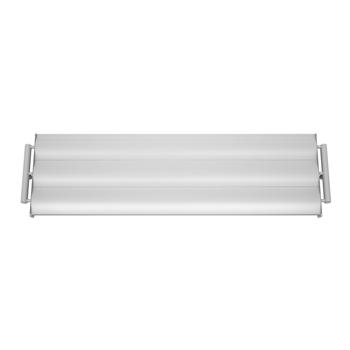 Потолочные инфракрасные панели Varmann Velum 300/2, RAL 9016 (белый), длина 4 м.