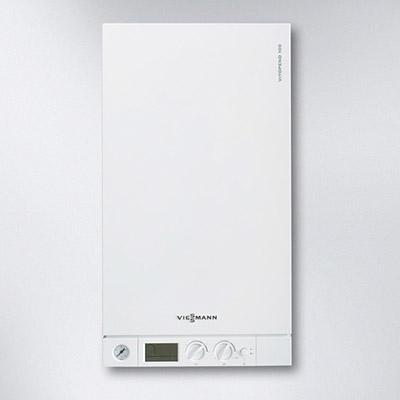 Настенный газовый двухконтурный котел Viessmann Vitopend 100-W WH1D262