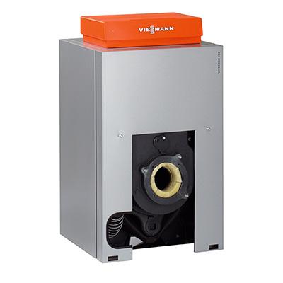 Напольный универсальный котёл Viessmann Vitorond 100 18 кВт с Vitotronic 200 KO2B, без горелки VR2BB11