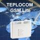 Новый бюджетный теплоинформатор TEPLOCOM GSM Lite от компании Бастион!