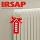 Акция на стильные трубчатые радиаторы от Итальянского производителя IRSAP!