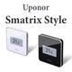 Международная компания Uponor представляет новое высокотехнологичное решение – термостат последнего поколения Smatrix Style!