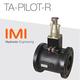 Высокоэффективный регулятор перепада давления TA-PILOT-R!