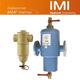 Циклонная технология сепарирования IMI Hydronic Engineering