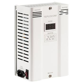 Стабилизатор напряжения TEPLOCOM ST-600 INVERTOR